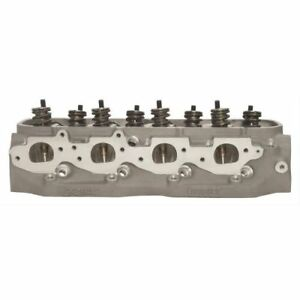 Brodix 2061009 Race rite Assembled Aluminum Cylinder Head For Chevy 396 454