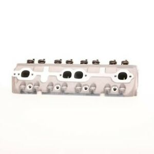 Brodix 1021004 Ik 180 Assembled Aluminum Cylinder Head For Small Block Chevy