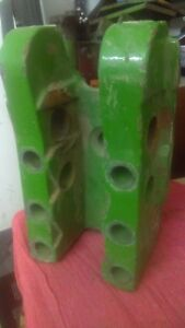 John Deere 8300 Top Link Bracket R125390
