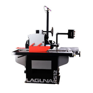 Laguna Tools Rs 12 Straight Line Rip Saw Mrs5000 0280