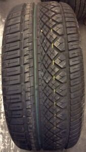 Continental 235 45 17 94w Extreme Contact New All Season 235 45 17 Nos