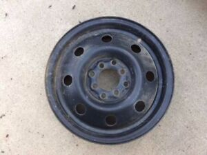 2000 Mazda Protege Steel Wheel 14x5 1 2 3909