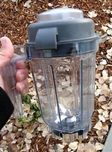Vita mix Dry Container With Lid For Blender Mixer