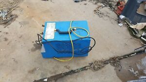 Refrigerant Recovery Unit With R 12 In Tank New Hoses Gauges