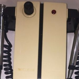 Welch Allyn Wall Transformer Model 74710 Power Checked Smooth Light Control