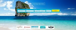 Travel Booing Website With Hotel And Flight Engine