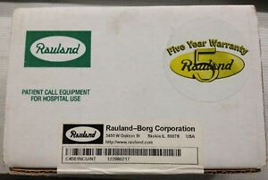 Rauland Responder Riv Ncuint Nurse Call Control Station New In Box