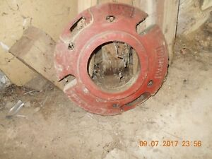 F H Tractor Wheel Weight 100lbs Each 1 487 257 Tag 161