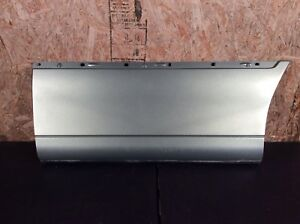1998 2011 Lincoln Town Car Body Side Molding Lh Rear 6w1z 5425557 Bptm Oem