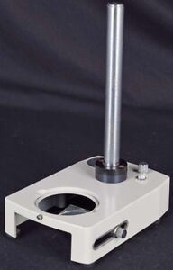 9 75 Laboratory Desktop Microscope Table Stand Base Boom stand Unit W mirror