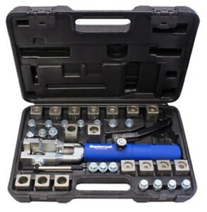 Mastercool 72485 Master Hydraulic Flaring Tool Set With Jiffy Tite Fitting