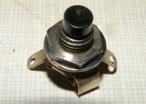 10 Switchcraft 963 1a 1 4 Hole Momentary Tiny Switch Pushbutton Switches