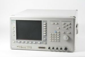 Anritsu Mt8802a Radio Communication Spectrum Analyzer 300khz 3ghz Gsm dcs fm