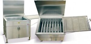 Belshaw Gas Donut Fryer 734cg High Production Frying Area 34x24 Brand New