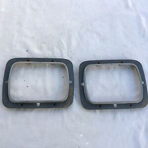 International Scout Ii 1980 Bezels And Rings