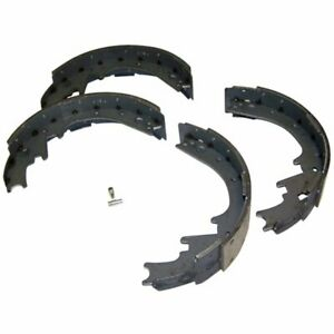 Parking Brake Shoe Lining Kit New For Town And Country Chrysler 4761833