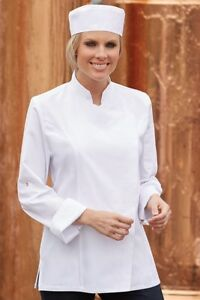 Chef Works Woman s Coat Small