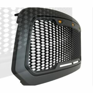 Paramount 41 0183mcg Restyling Grille Mesh For 2013 2018 Ram 1500