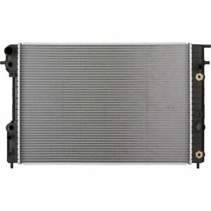 Radiator New For Cadillac Catera 2000 2001 Cu2595