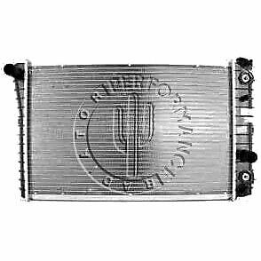 Performance Radiator New Chevy Chevrolet Corvette 1984 1989 829