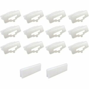 Precision Parts Set Of 14 Molding Clips New Acura Integra 1986 1989 Pck 536 86