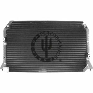 Performance Radiator A c Ac Condenser New For Toyota Camry Lexus 4345