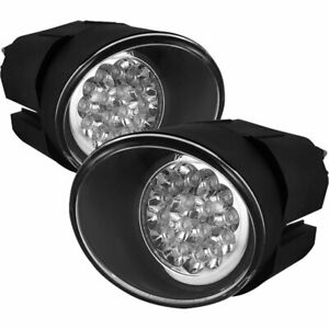 Spyder 5039156 Fog Light For 2000 2001 Nissan Maxima Lh Rh Set Of 2