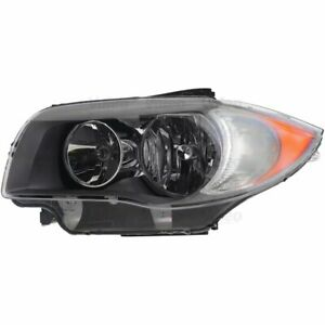 Valeo Headlight Lamp Driver Left Side New Lh Hand Coupe E87 1 Series For 44793