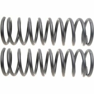 Ac Delco Set Of 2 Coil Springs Front New For Jeep Grand Cherokee 45h0317