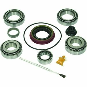 Yukon Gear Axle Ring And Pinion Installation Kit Rear New Dodge Bk C8 75 f