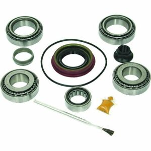 Yukon Gear Axle Ring And Pinion Installation Kit Rear New Dodge Bk C8 75 a