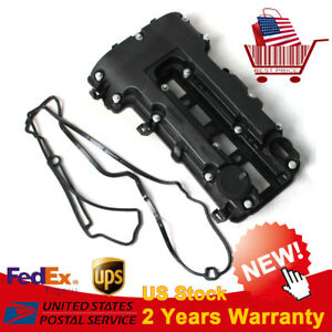 New Camshaft Engine Valve Covers W Bolts Seal Fits Chevy Cruze Sonic Trax Buick