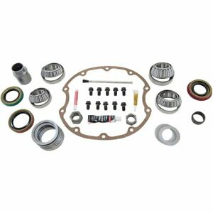 Yukon Gear Axle Differential Installation Kit Rear New For Olds Yk Gm8 2bop