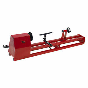 1 2 Hp 4 Speed 40 Inch Wood Turning Lathe Machine 120v 14 X 40