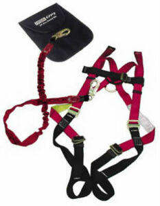 Msa Safety Works 10077723 Aerial Lift Kit With Standard Size Harness