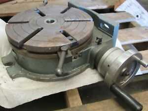Yuasa Model 550 050 10 Rotary Table