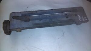 John Deere 4520 Hydraulic Lever Guide Assembly R41194