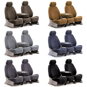Coverking Velour Custom Seat Covers Honda Pilot