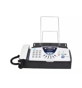 Brother Personal Fax 575 Machine Plain Paper Fax Phone Copier In 1 New In Box