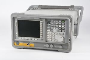 Hp Keysight Agilent E4411b Cable Tv Service And Installation Spectrum Analyzer