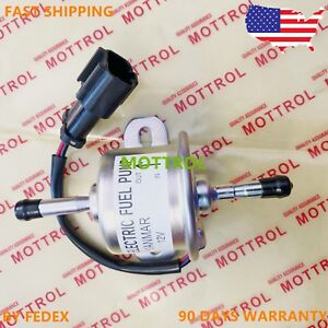 Fuel Pump For John Deere 4105 3005 4005 2720 3032e 3036e 3038e Yanmar Engine 12v