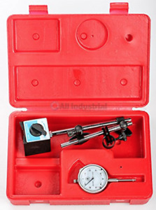Dial Indicator Set Test 001 With On Off Magnetic Base Supply Magnetic Machinist