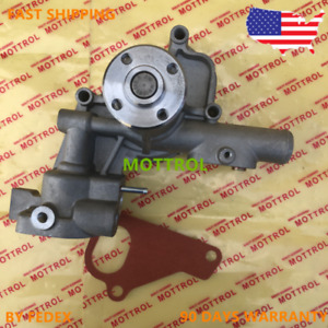 Am882090 New Compact Excavator Water Pump For John Deere 27d 35d 50d Eno80 0006