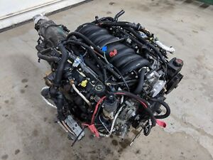 Ls1 5 7 Engine W 4l60e Trans Complete Pull Out Lift Out 1999 Firebird