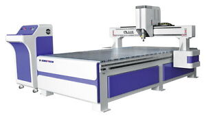4ftx8ft 3kw Woodworking Cnc Router 3d Engraver Wood Mdf Aluminium Cutting heavy