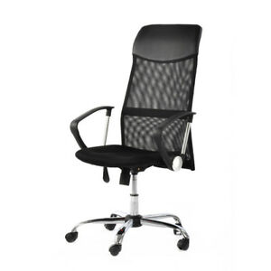 Ergonomic Mesh High Back Executive Computer Study Game Desk Task Office Chair