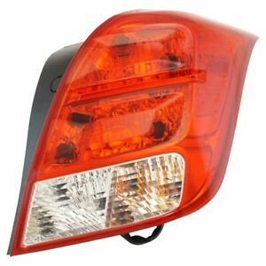 Rear Tail Light Lamp Assembly Passenger Side Rh Rr For Chevrolet Trax New