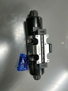 Micro Mini Hydraulics D05 Solenoid Operated Ditectional Valve