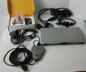 Polycom Video Conference System Vsx 8000 Camera Control Unit Ptishare And Cables