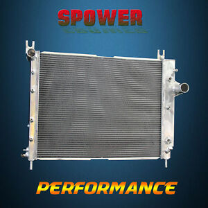 At For Dodge Durango Dakota R t Slt Sxt 00 04 V6 V8 3row 2294 Aluminum Radiator